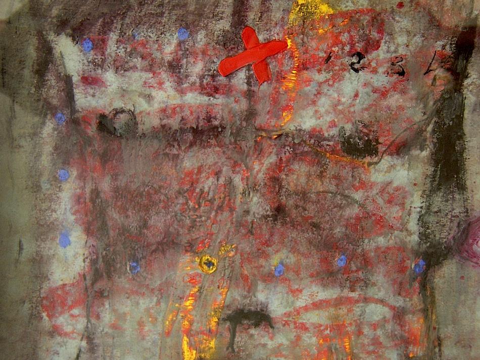 Torso y cruz (2005)